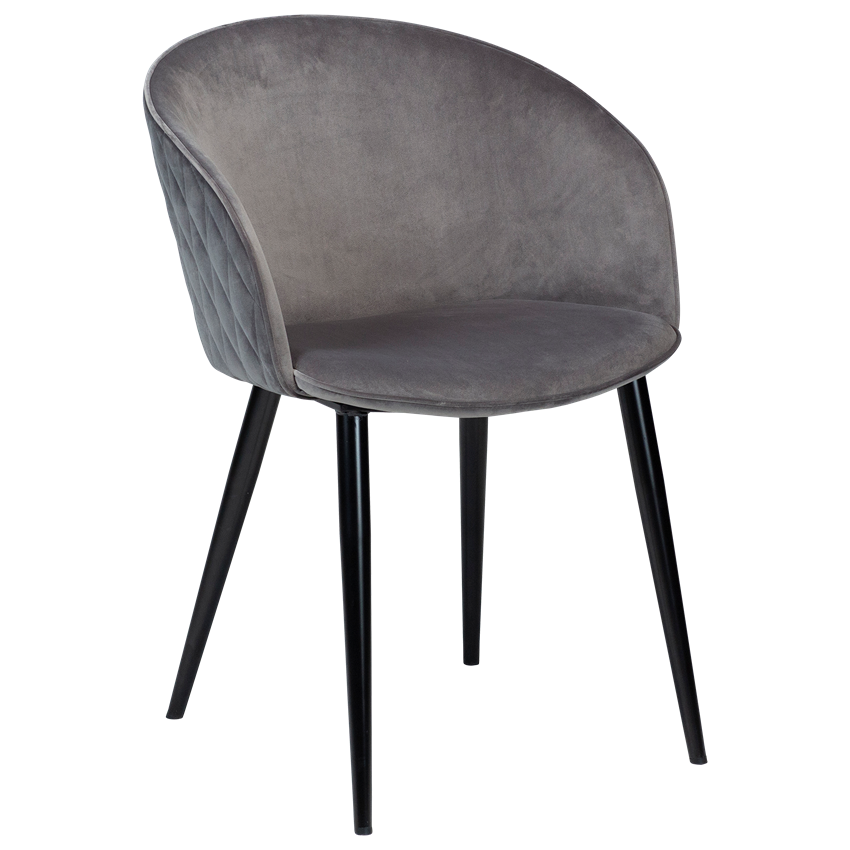 dual-chair-alu-velvet-with-black-conical-metal-legs-100800690-01-main