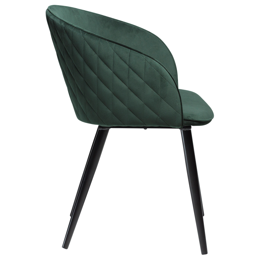 dual-chair-emerald-green-velvet-with-black-conical-metal-legs-100800620-03-profile
