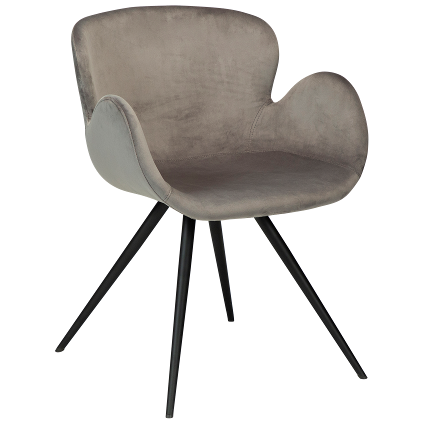 gaia-chair-alu-velvet-with-black-conical-metal-legs-100300327-01-main