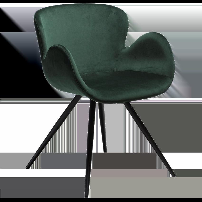 gaia-chair-emerald-green-velvet-with-black-conical-metal-legs-100200160-01-main